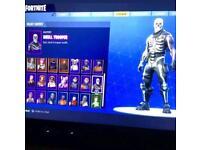 Skull trooper account