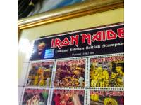 Iron maiden anniversary collectable