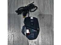 R.A.T 5 Gaming Mouse for PC and MAC