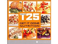 T25 exercise nutrition guide