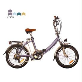 Juicy Compact Click fold-up electric bike