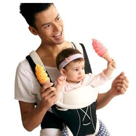 Bebamour 3 in 1 baby carrier