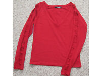 Ladies Jumpers and Cardigans, sizes 8 to Large £1.25 - £3