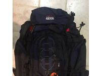 70l Outdoor Gear new backpack, rrp £108