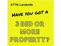 Landlords attention