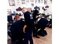 Full time barber / hairdresser job in Scotland