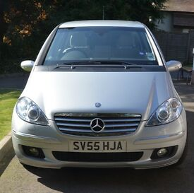 2005 Mercedes A180 CDI 2.0 Elegance SE 5 Door Automatic - MOT to 5/18 - Relocating, must sell now!