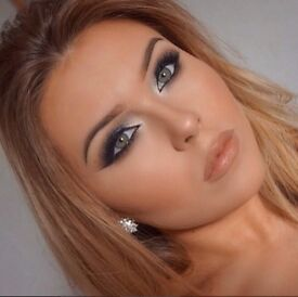 Professional Bridal hair and makeup artist, now Taking bookings for Christmas parties