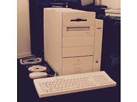 Rare Vintage Apple PowerMac G3 Tower (Beige) Computer