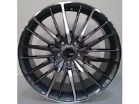 "18"" inch New S63 Mercedes Benz Alloy Wheels AMG C E A S Class Alloys CLK CLC CLS SLS SL SLK C63 A45"