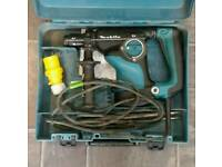 Makita hr2811ft sds+kango/hammer drill /drill