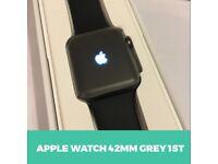 Apple Watch 42mm Sports Grey 1st Gen