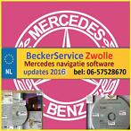 Mercedes DVD Comand APS, NTG1,2,4 Audio 50 CD s updates 2017