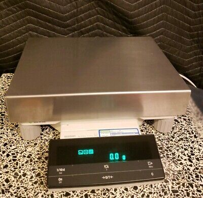 Mettler Toledo Sg32001 Platform Balance D0.1g Max32100.0g Scale Working Great.