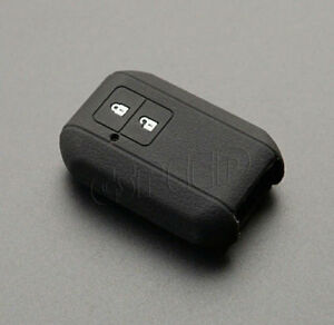 Silicone Remote Cover Car Key Case for Suzuki Swift Wagon R Japan 2 Buttons