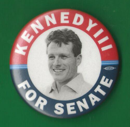 "2020 Joe Kennedy III (2.25"") / ""Official"" U.S. Senate Campaign Button(Pin02)"