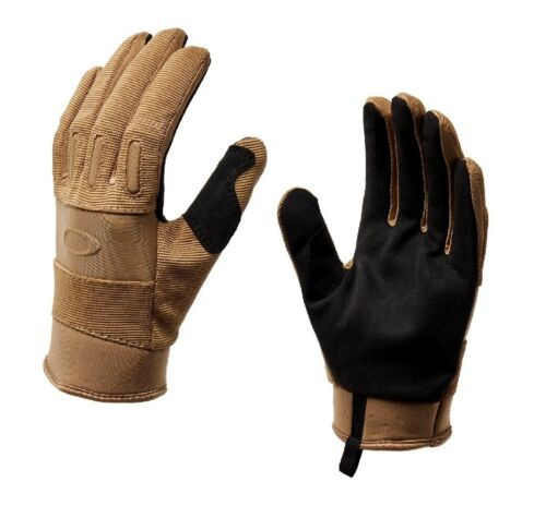 OAKLEY SI Standard Issue Lightweight 2.0 Coyote TAA Tactical Military Gloves