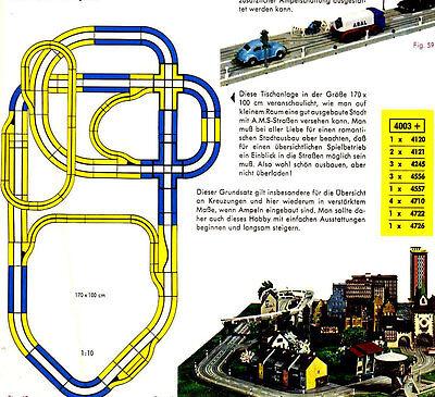 Faller AMS  -- Schienenmaterial für eine Stadtverkehrsanlage !