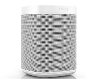 All-New Sonos One - Smart Speaker with Alexa Voice Control WHITE