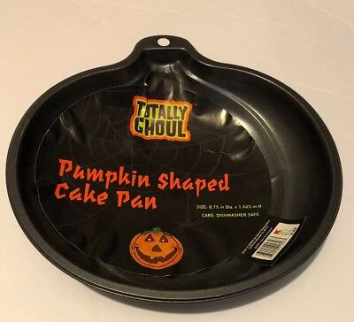Pumpkin Shaped Bake Pan New Non Stick Fall Cake Pan Pumpkin Baking Pan Halloween](Halloween Cake Pans Shapes)