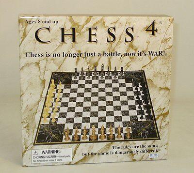 4-player chess John N. Hansen: Chess 4 non-traditional chess