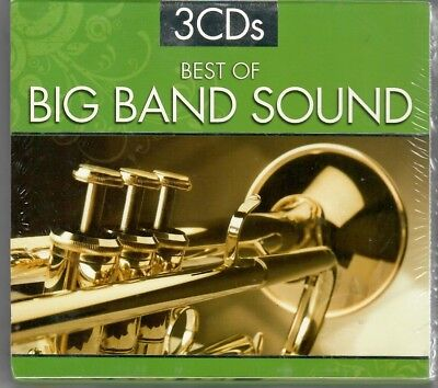 Best of Big Band Sound [Digipak] by Various Artists (CD, Sep-2010, 3