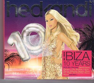 (GJ97) Hedkandi, Ibiza 10 Years - 2012 - 3 CDs