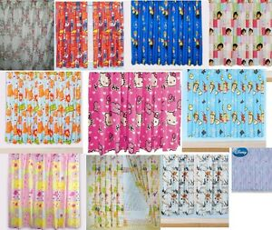 66 wide x 72 drop boys girls childrens kids novelty for Novelty children s fabric