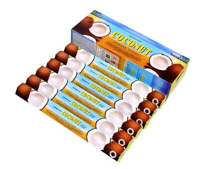 Ароматизированные палочки, благовони coconut - Incense