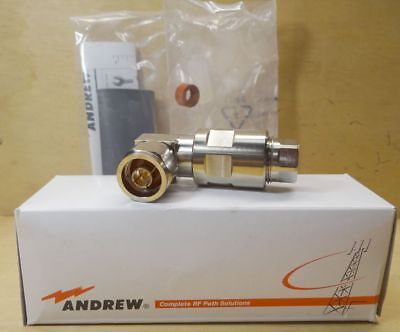Andrew F4pnir-hc N Male Right Angle Connector