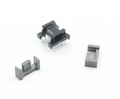 10set Epc17 55pins Ferrite Cores Bobbin Transformer Core Inductor Coil