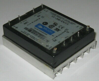 Vicor - 48v To 5v - Dc-dc Converter - 75w - Step Down Power Module W Heatsink