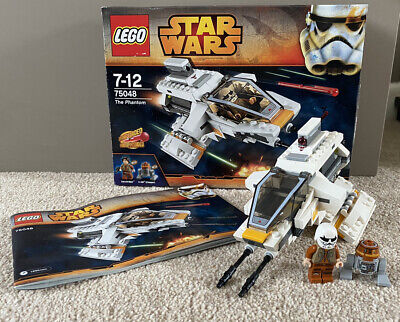 Lego Star Wars 75048 THE PHANTOM 100% Complete Boxed