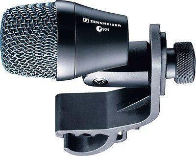 SENNHEISER E904 Drum Microphone, w/ Mount e 904 E-904 GREAT KICK MIC! BEST
