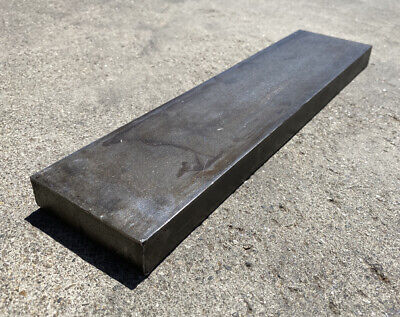 34 Thickness 4140 Cold Drawn Annealed Steel Flat Bar - 0.75 X 3 X 12 Length