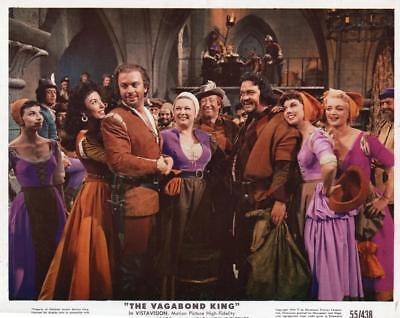 "Rita Moreno, Oreste Kirkop ""Vagabond King"" vintage movie still & mini lobby card, used for sale  Shipping to Canada"