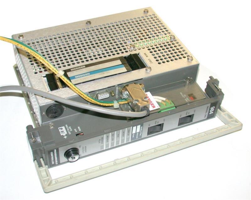 VERY NICE AEG MODICON PROGRAMMABLE CONTROLLER MODULE PC-0984-385