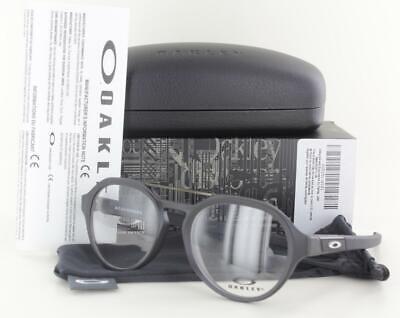 New Oakley Rx Eyeglasses Frames OX8151-0151 51-19-138 Scavenger Satin (Oakley Glasses Frames For Men)