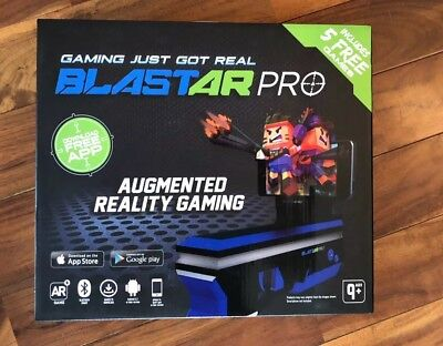 Blast AR Pro Electronic Game Fun Game Augmented Reality Gun For Iphone & Android