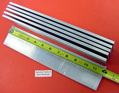 6 Pieces 14 X 3 Aluminum 6061 Flat Bar 12 Long T6511 Plate Mill Stock .25