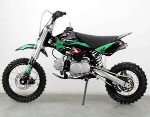NEW  125cc DIRT BIKE.... $995 Capalaba Brisbane South East Preview