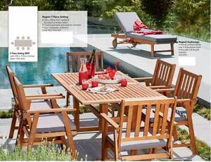 9 Piece Outdoor Table Set Stanmore Marrickville Area Preview