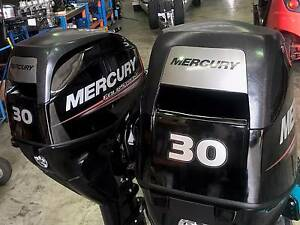30hp ELPT EFI Mercury Outboard  $4,995.00 Henderson Cockburn Area Preview