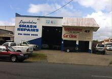 Panel Beating Shop & Mechanical Shop FOR SALE Loganholme Logan Area Preview