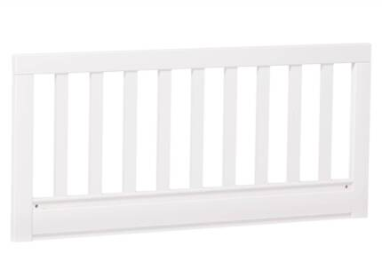 Boori Toddler Guard Rail White