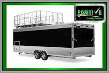 18x8 Racing spec Trailer Clontarf Redcliffe Area Preview