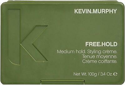 Kevin Murphy FREE HOLD Medium Hold Styling Paste 100g - NEW