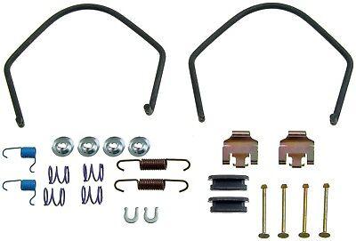 Drum Brake Hardware Kit-Brake Hardware Kit - Drum Rear Dorman HW17332