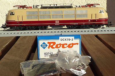 Roco 63742 E-Lok BR 103 132-7 DB AG Ep.5/6  DCC-Digital mit DIGITAL-Kupplungen online kaufen