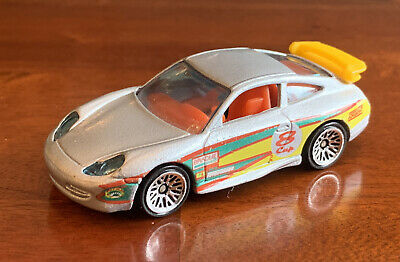 1999 Hot Wheels 1/64 Porsche 911 GT3 Cup Racer. Unboxed, Great Condition!